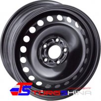 Диск - Диск штампованный 6*15 5*100 ET38 57,1 ТЗСК Volkswagen black