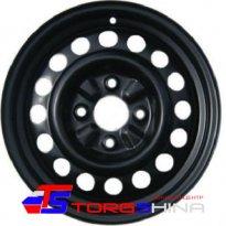Диск - Диск штампованный 6,5*16 5*108 ET50 63,3 ТЗСК Ford black