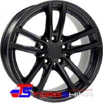 Диск - Диск литой 7,5*17 5*120 ET37 72,6 Alutec X10 Racing Black