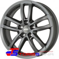 Диск - Диск литой 8,5*18 5*114,3 ET35 76,1 ATS Radial Racing Grey