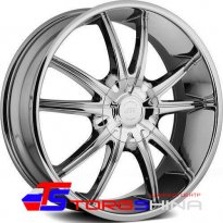 Диск - Диск литой 9*22 5*114,3 ET38 78,1 American Racing AR897 White/PVD