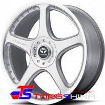 Диск - Диск литой 8,5*21 5*114,3 ET35 74,1 Lorenzo WL28 Silver