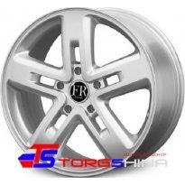 Диск - Диск литой 7,5*17 5*120 ET55 65,1 FR replica VW21 (VW010) Silver