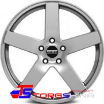 Диск - Диск литой 9*20 5*120 ET45 72,5 Fondmetal STC-02 Gloss Silver