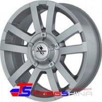 Диск - Диск литой 8,5*18 5*150 ET34 110,2 Fondmetal 7700 Silver
