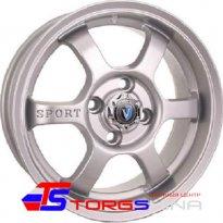 Диск - Диск литой 6*15 4*100 ET40 54,1 Venti 1501 Silver