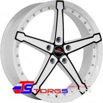 Диск - Диск литой 6,5*16 5*112 ET42 57,1 Yokatta Model-10 W+B